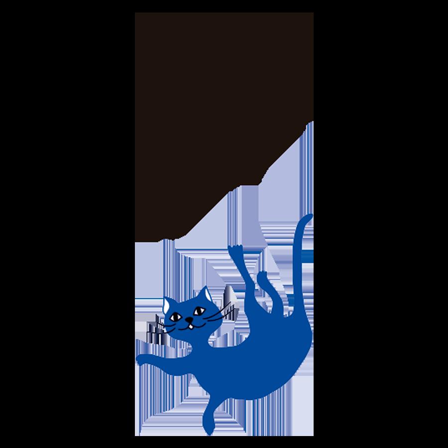 O gato que ri