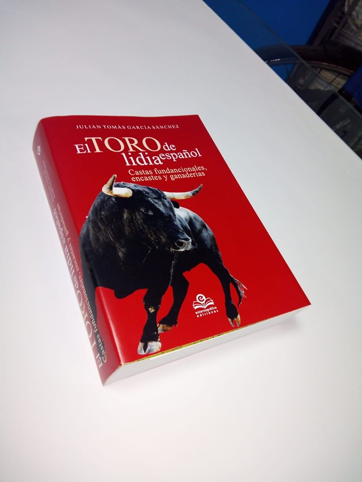 EL TORO DE LIDIA ESPAÑOL, EN SU SEGUNDA EDICIÓN