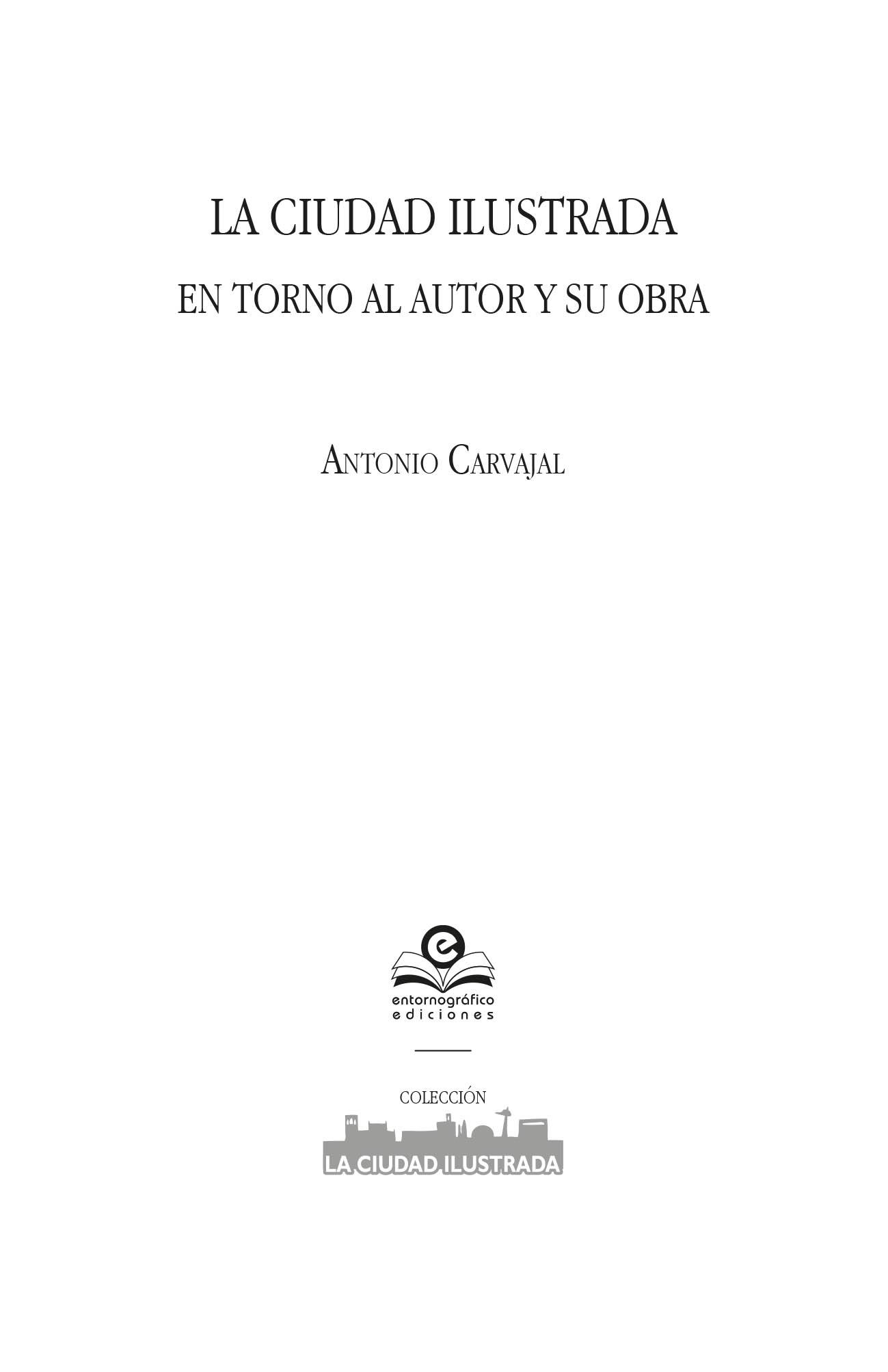 Colección La ciudad Ilustrada