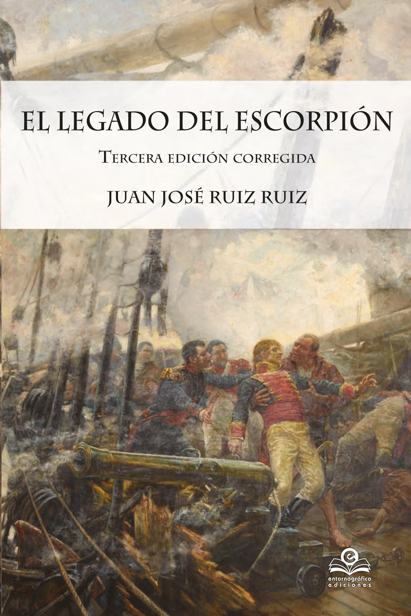 PRESENTACIÓN DE «EL LEGADO DEL ESCORPIÓN», DE JUAN JOSÉ RUIZ RUIZ